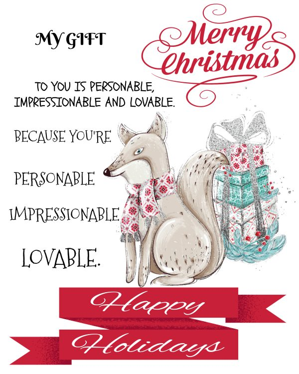 My-gift-Christmas-Quote