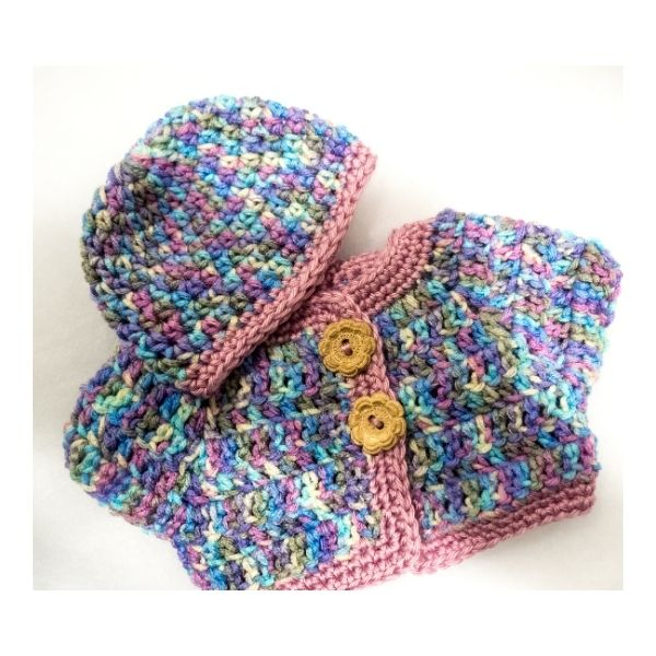 Quality baby crochet items/products in Kenya